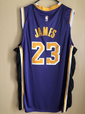 separation shoes 8529b bb7a9 New and Used Lakers jersey for Sale in Winter Garden, FL ...