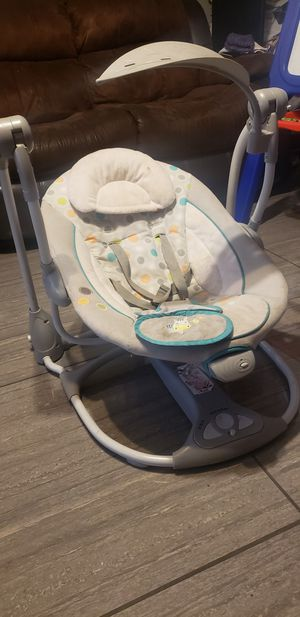 New And Used Baby Swings For Sale In Temecula Ca Offerup