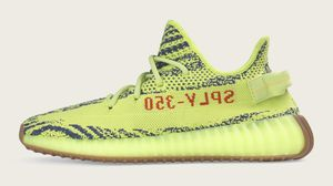 BRAND NEW Adidas yeezy boost 350 V2 semi frozen yellow sz.11 for Sale in Washington, DC