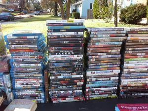Tons of DVDS and Blu Ray... Box Sets too.. for Sale in Gaithersburg, MD
