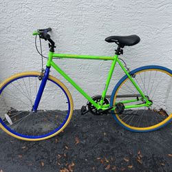 Bike (Fixie )  Thumbnail