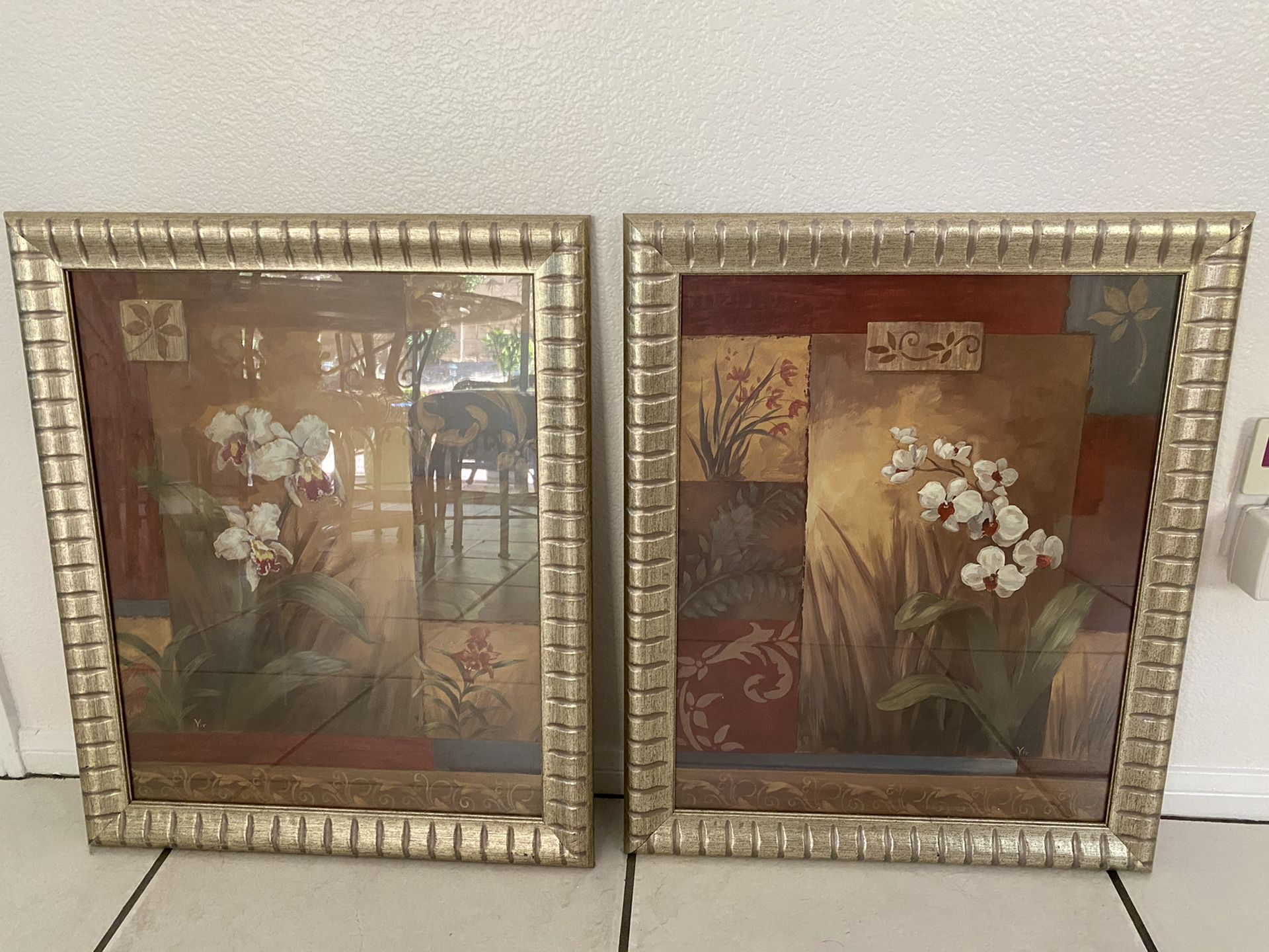 Matching Wall frame