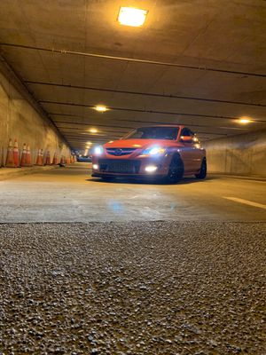 Photo 2008 Mazdaspeed 3 Grandtouring