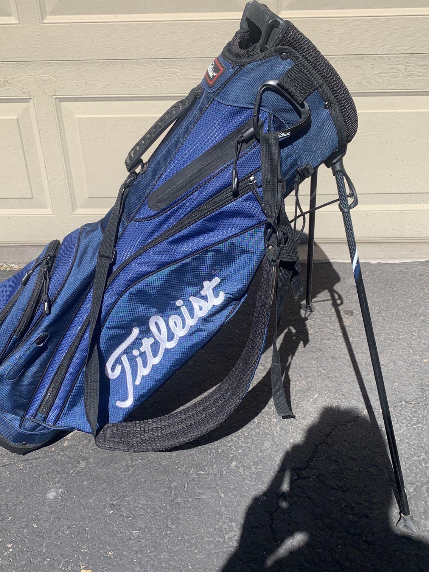 Titleist 3 Divider Golf Bag