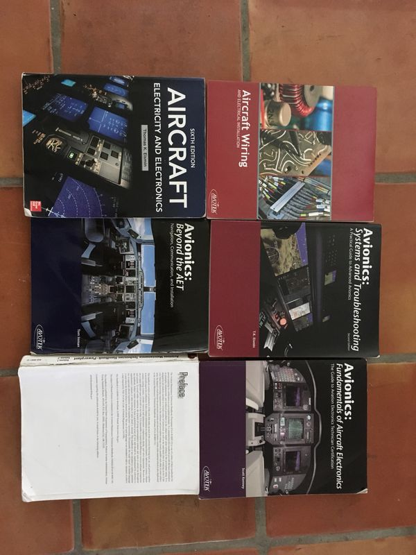 Awesome Aircraft Maintenance Books For Sale In West Palm Beach Fl Offerup Wiring Cloud Hisonuggs Outletorg