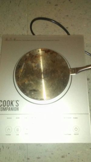 Cook's Companion induction cooker 1500w for Sale in Nashville, TN