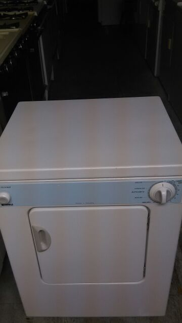 Apartment Size Electric Dryer 110v Standard Plug