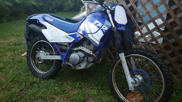 BMW Fort Pierce >> Yamaha TFR 225 cc four stroke enduro dirt bike for Sale in ...