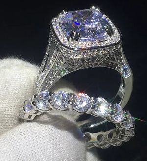 6e41fbf0df09 Wedding ring  engagement ring for Sale in Colwich