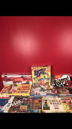 Set of kids games for Sale in Moreland Hills, OH