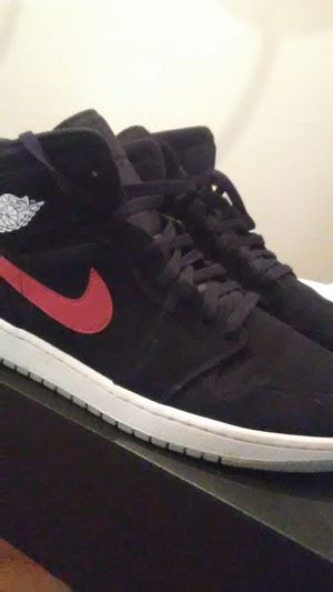 1a4ec163b6dc Air Jordan 1 mids size 12 with Jordan XL shirt to match for Sale in Mesquite