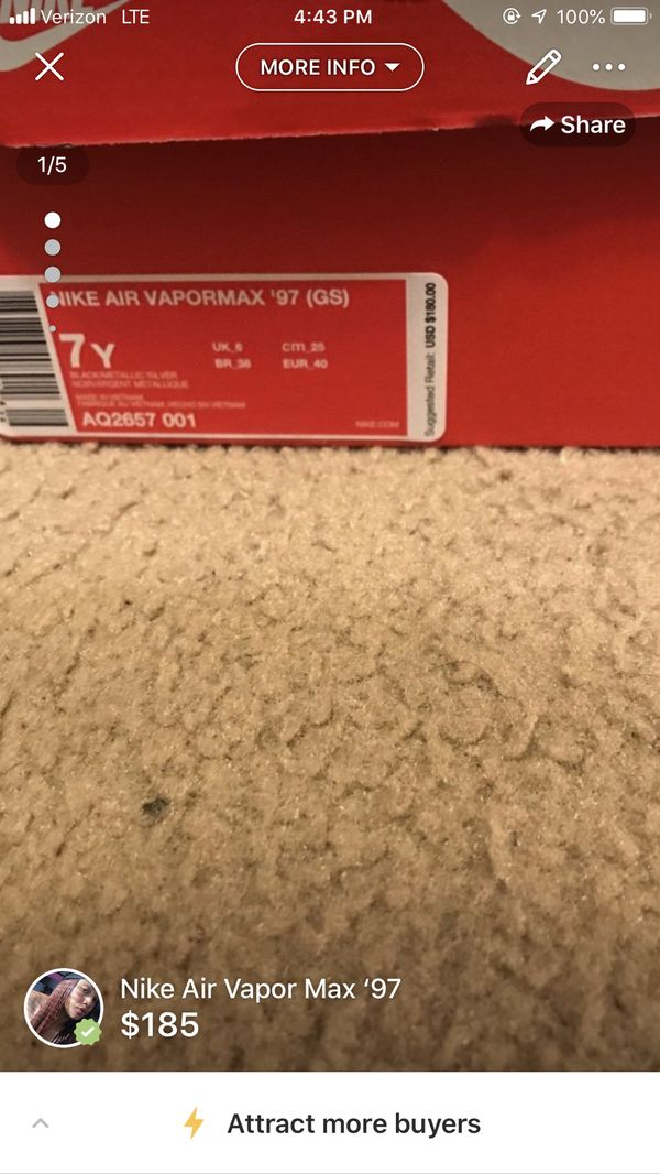 60d4d3a8439 Nike vapors for Sale in Knoxville