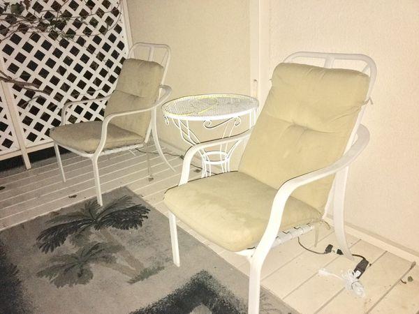 Comfortable Patio Outdoor Furniture Set Encinitas