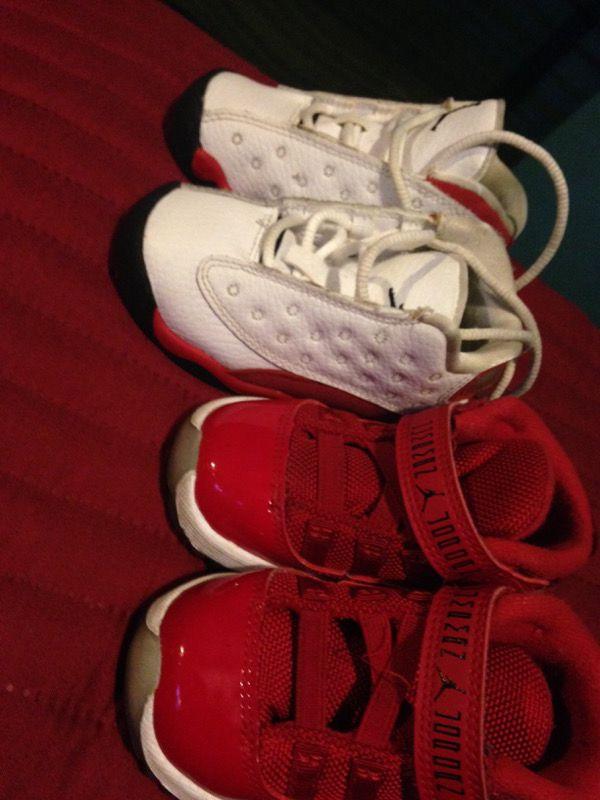 wholesale dealer d335d 27f9c Toddler JORDANS. 12s n 13s for Sale in Chicago, IL - OfferUp