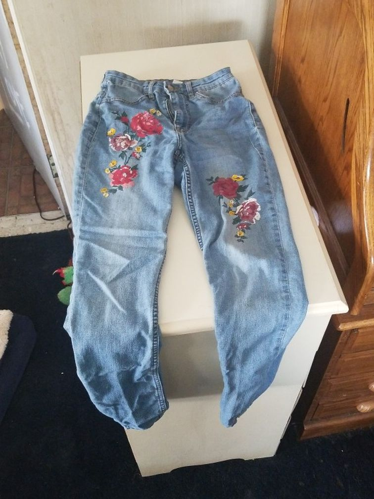 H&M Girls Jeans Size 6