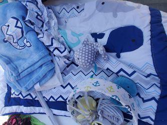 Baby Crib Set Thumbnail