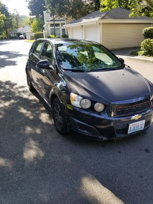 New And Used Chevy Sonic For Sale In Port Orchard Wa Offerup