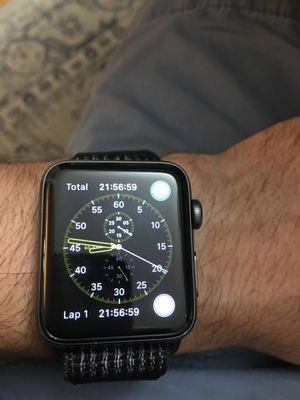 Apple Watch ⌚️ series 3 Nike + for Sale in Fairfax, VA