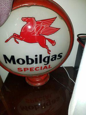 1963 RARE MobilOil Gas Globe for Sale in Farmville, VA