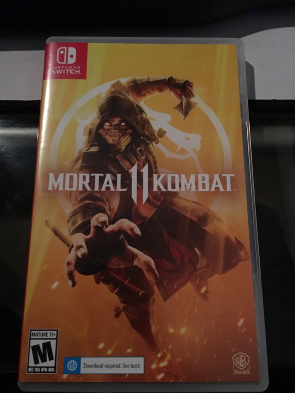 Mortal Kombat 11 w/ Shao Kahn dlc code for Sale in Peoria, IL - OfferUp