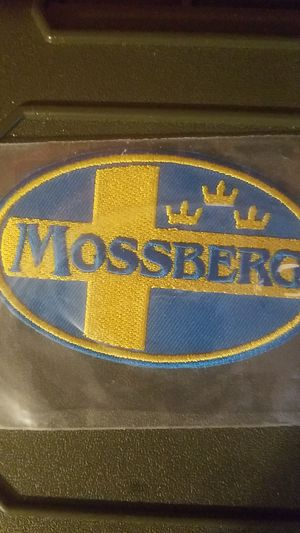 Mossberg patch for Sale in Tampa, FL