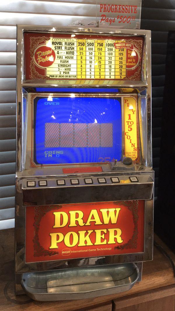 Video Poker Slot Machine Download