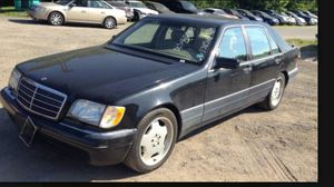 1999 Mercedes Benz S500 138k miles runs and drives!!! for Sale in Hillcrest Heights, MD