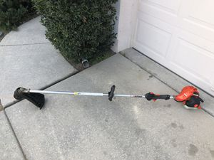 Photo Echo srm-225 straight shaft string trimmer. Excellent cond