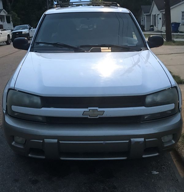 2002 Chevy Trailblazer For Sale In Raleigh, NC
