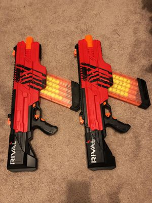 Nerf Rival Khaos, batteries included for Sale in Alexandria, VA