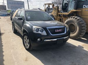 2007 GMC ACADIA FOR PARTS. PARTS ONLY for Sale in Dallas, TX