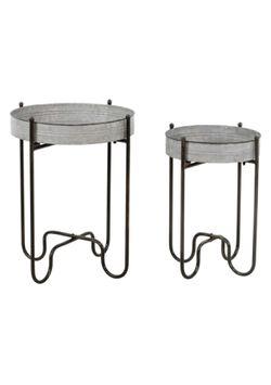 Metal Tables (Set of 2)  Thumbnail