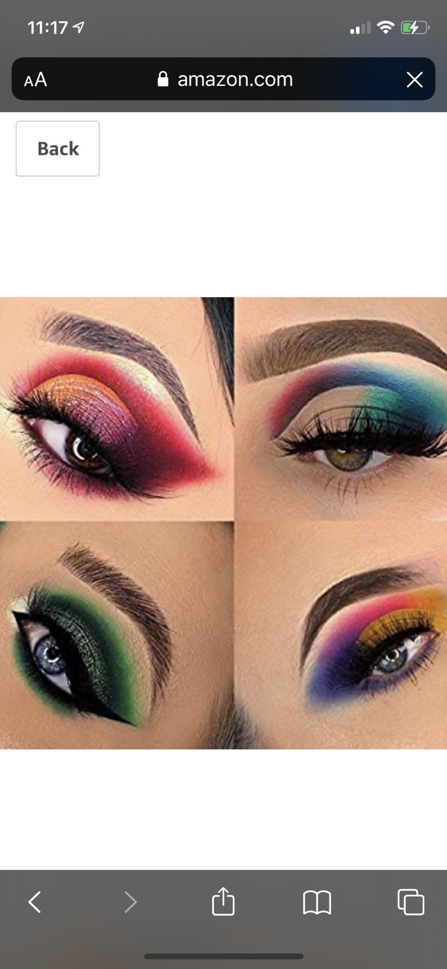 Beauty Glaze Eyeshadow Palette
