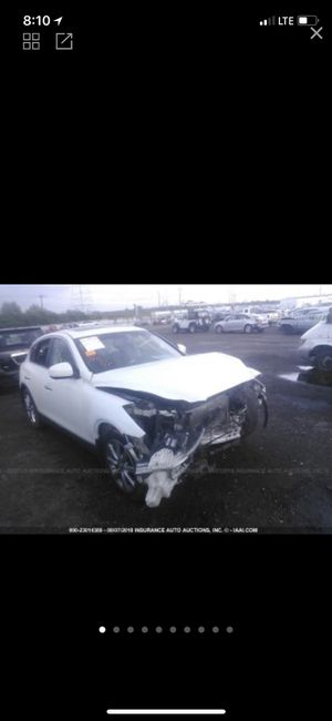 2008 Infiniti EX35 parts for Sale in Dearborn Heights, MI