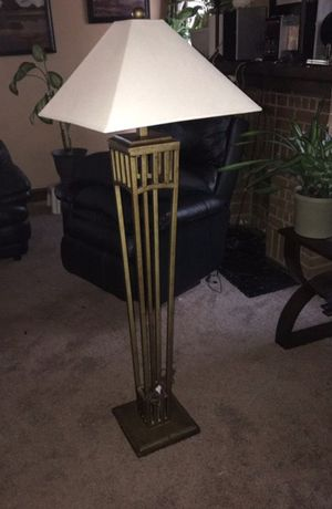 New and used lamp shades for sale in independence mo offerup 5 feet tall nice floor lamp w shade for sale in kansas city mo aloadofball Image collections