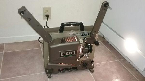 16mm film projector EIKI Slim Line SSL-0 for Sale in San Diego, CA - OfferUp