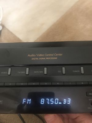Sony STR V-200 audio/visual control unit for Sale in Darnestown, MD