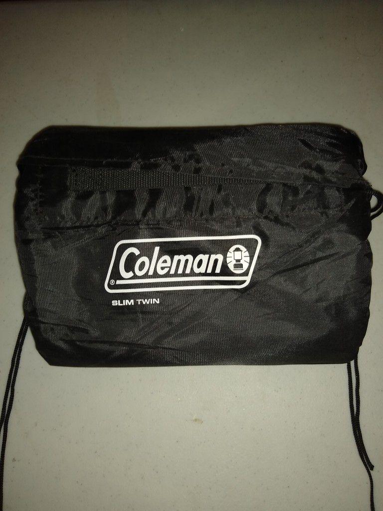 Photo Coleman Air Mattress Slim Twin