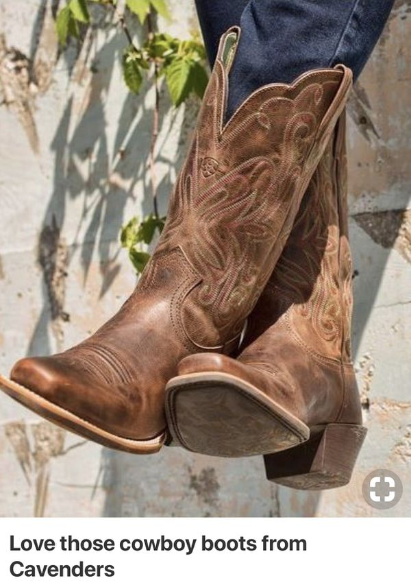 917521e3d07 Cavenders Women's Ariat boots Size 8 for Sale in San Antonio, TX - OfferUp