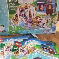 LEGO DISNEY 41146 Cinderella's Enchanted Evening  Thumbnail