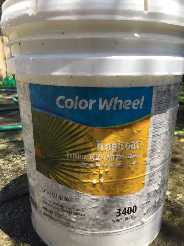 Color Wheel Sherwin Williams Paint Exterior For Sale In