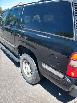 2003, GMC Yukon, 5.6-v-8 automatic 4wd. Parting out, transmission 2.5 years old. Rebuilt. All parts negotiable. Thumbnail
