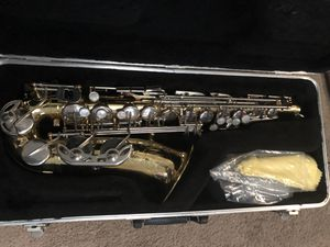 Saxophone with case for Sale in Waldorf, MD