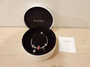 PANDORA Charm Bracelet Set for Sale in Arlington, VA