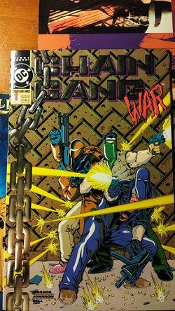 Lot of 6 DC comics random Thumbnail