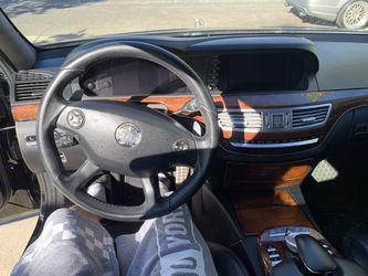 2008 Mercedes-Benz S-Class Thumbnail