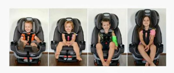 Graco Forever 4 In 1 Convertible Car Seat And Booster For Sale In Oakland Ca Offerup
