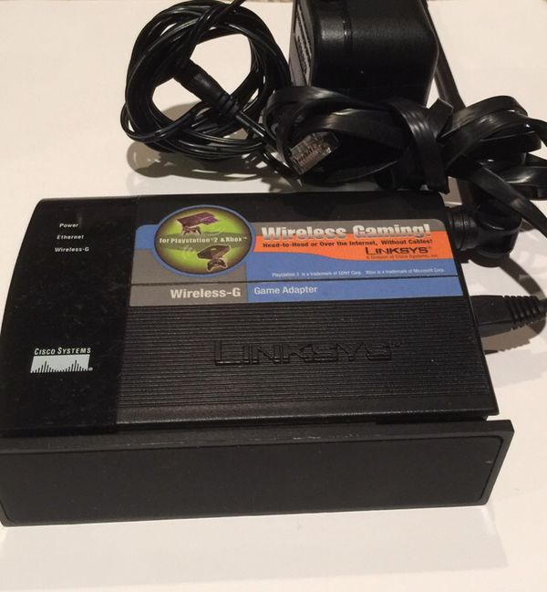Linksystem Wireless Game Adapter USED