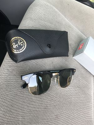 Rayban RB 3016 Clubmaster 51mm. BRAND NEW for Sale in Potomac, MD