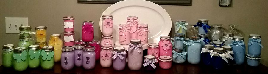 Storage jars for babies! Thumbnail